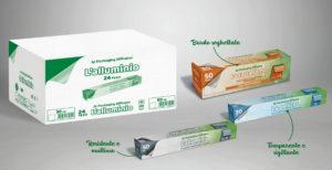 Rotoli e contenitori monouso per alimenti