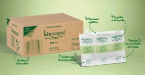 Biopapel: involucro salvafreschezza BIO